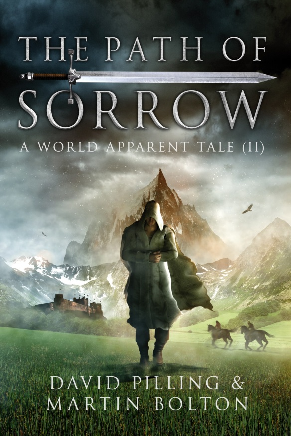 Fantasy sequel The Path of Sorrow